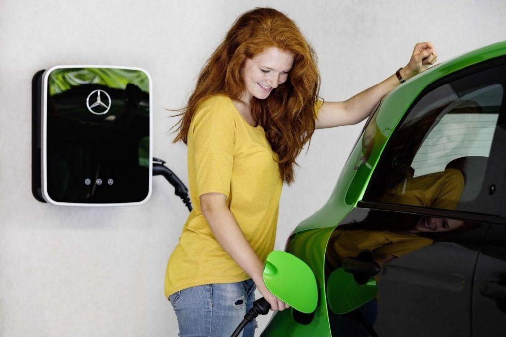 Smart Electric Drive - Wallbox