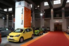 Das WeltAuto pisa fuerte en el Salón del Vehículo de Ocasión