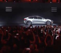 Tesla Model 3 - Presentación oficial