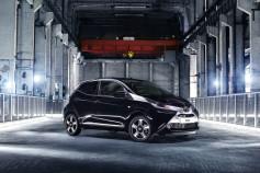 Nuevo Toyota AYGO - Frontal Negro y plata