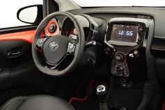 Nuevo Toyota AYGO -interior
