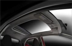 Nuevo Toyota AYGO -interior techo cristal