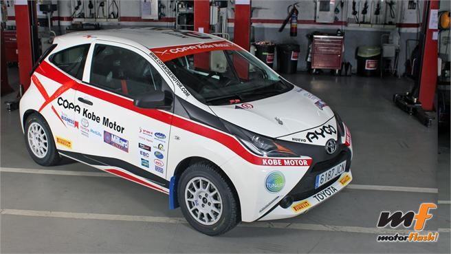 Toyota Aygo Rally