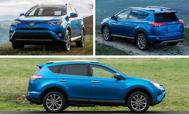 Todoterreno Toyota RAV4 Hybrid