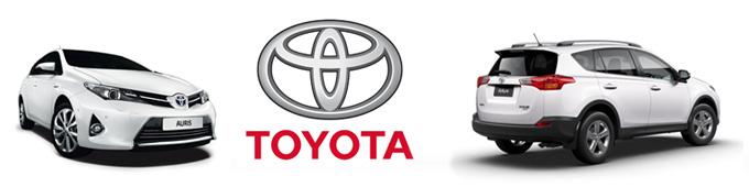 Toyota en el Salón de V.O Ifema