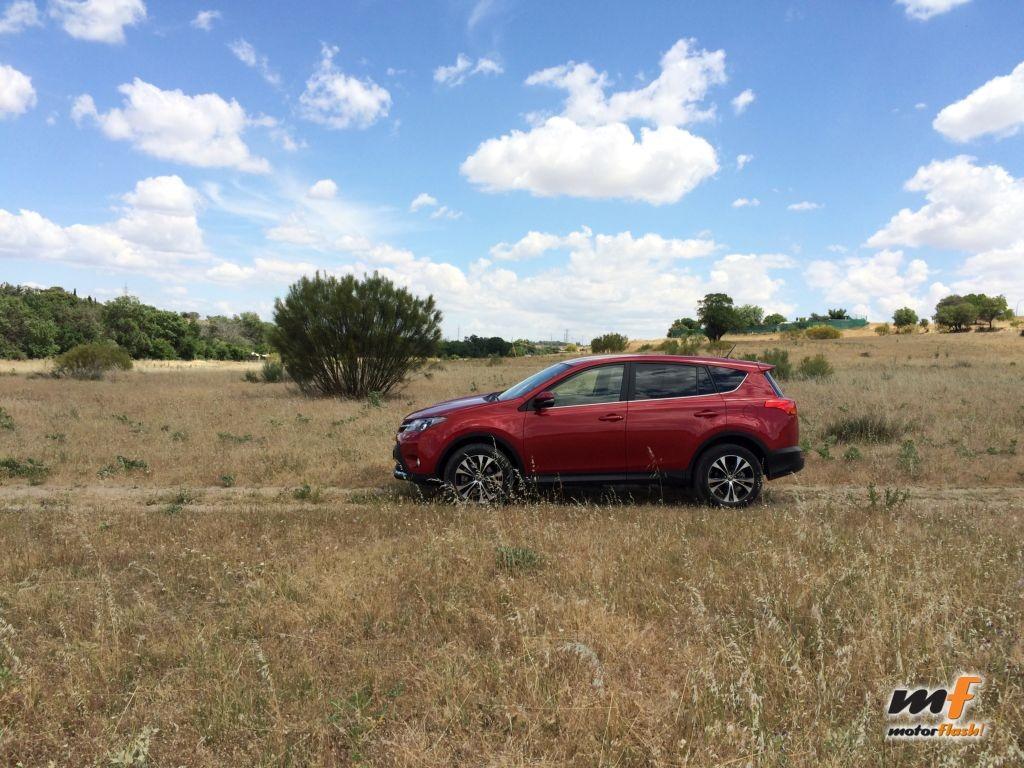 Toyota RAV4 AWD 2015