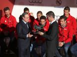 Entrega Audi-Real Madrid