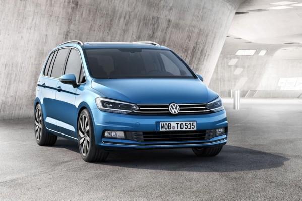 Así es el nuevo Volkswagen Touran