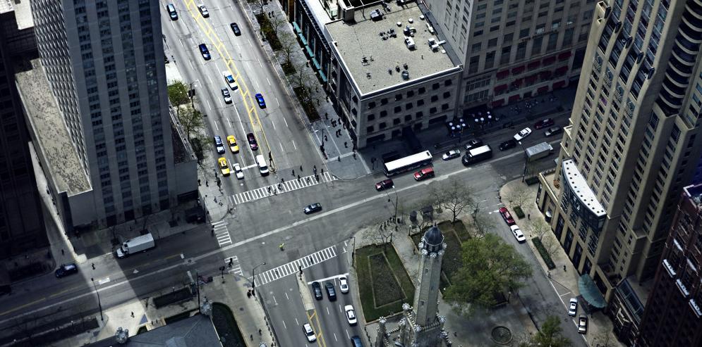 Vehículos Autónomos - Diseño Urbanísitico