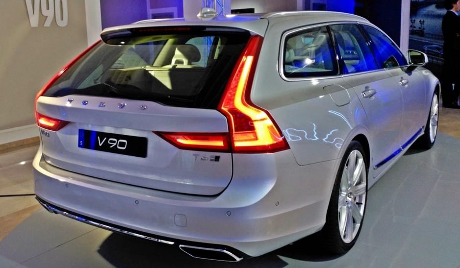 Volvo V90 Trasera