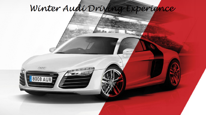 Apúntate a la Winter Audi Driving Experience
