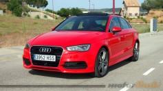 Prueba Audi A3 Sedan, primeras impresiones