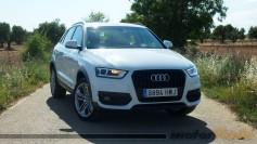 Prueba Audi Q3 - Comportamiento y conclusiones
