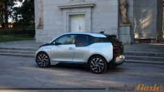 Prueba BMW i3, el futuro con consumo 0 - comportamiento y conclusiones