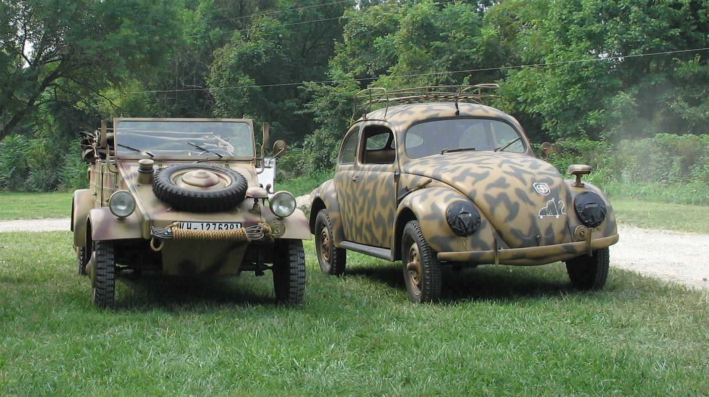 Historia Y Evolucion Del Volkswagen Escarabajo Parte 1