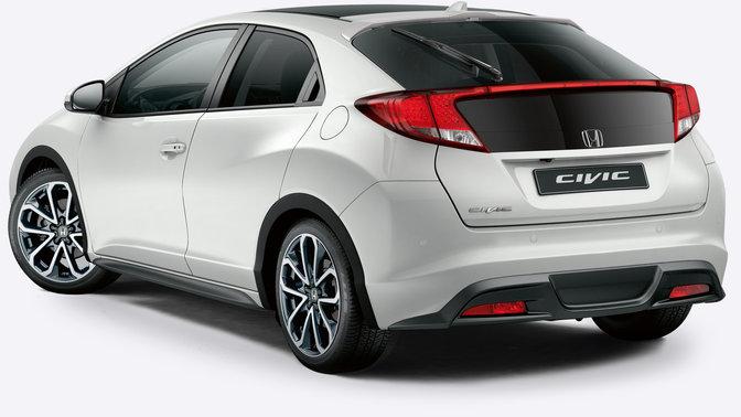 Honda Civic 5 Puertas