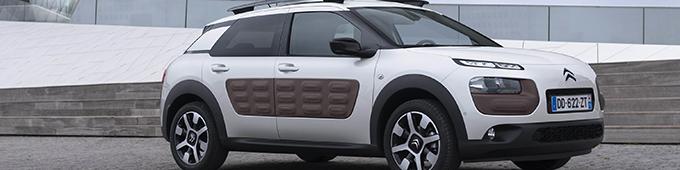 Junio es el mes del Citroën C4 Cactus