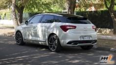 Prueba Citroën DS5 Hybrid4 - comportamiento y conclusiones