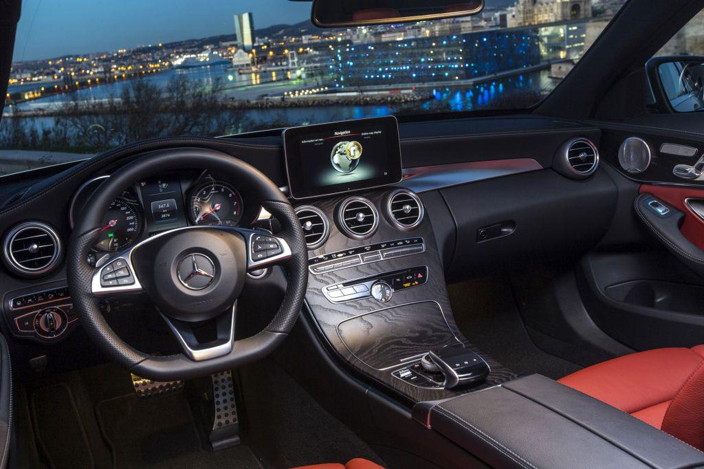 Clase C de Mercedes-Benz