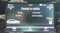 consumo Skoda Octavia RS