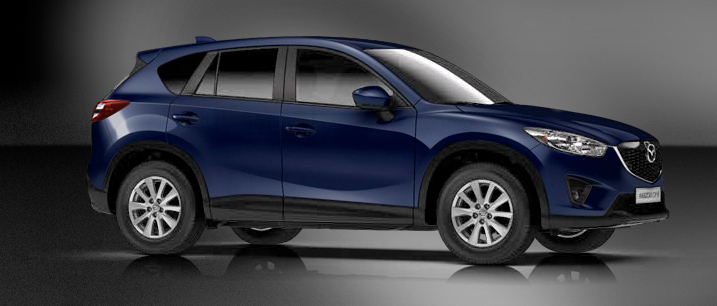 Mazda CX-5-Frontal-lateral