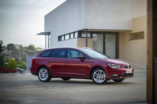 Nuevo SEAT León ST 4Drive: versátil en todos los terrenos