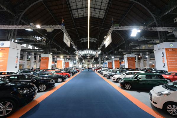 Das WeltAuto dispara sus ventas en un 44% en el Salón Ocasión de Barcelona