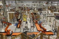 Fabricación del BMW i8