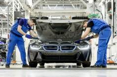 Conoce la fabricación del BMW i8, el superdeportivo más esperado