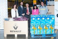 Renault colabora con Mensajeros de la Paz
