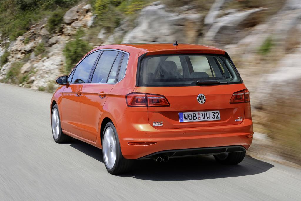 Nuevo Volkswagen Golf Sportsvan