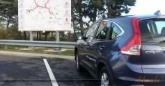 Prueba dinámica Honda CR-V 1.6 i-DTEC