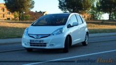 Prueba Honda Jazz Hybrid - impresiones, comportamiento y conclusiones