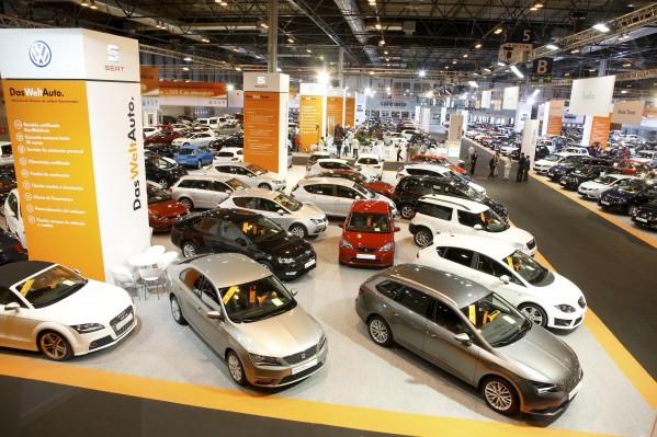 Das WeltAuto en el Próximo Salón del Vehículo de Ocasión en Madrid