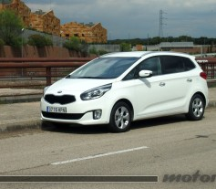 Prueba Kia Carens Emotion