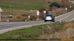 Lexus IS 300h - Prueba Dinámica