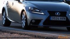 Prueba Lexus IS 300h - Comportamiento y Conclusiones
