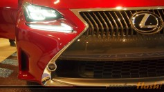 Lexus RC en España