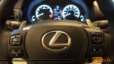 Lexus RC detalle de puerta