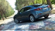Prueba Mazda3 -  comportamiento y conclusiones