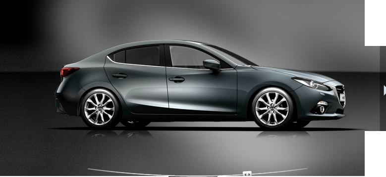 Mazda 3 Sport Sedan