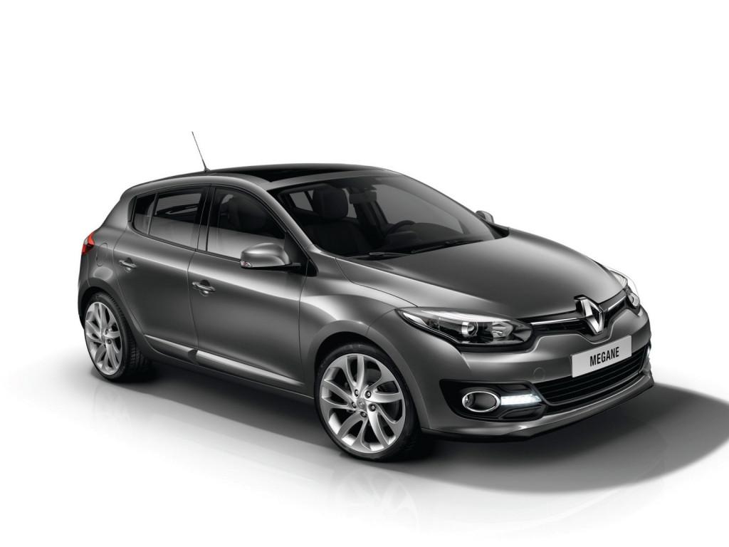 Renault Megane 6 millones