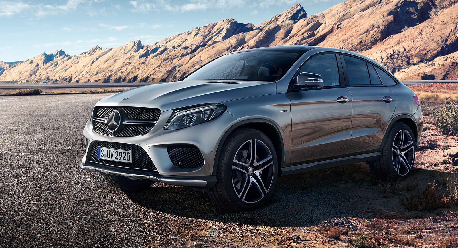 Nuevo mercedes gle coup el suv m s deportivo for Mercedes benz deportivo