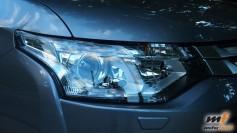 Prueba Mitsubishi Outlander - primeras impresiones