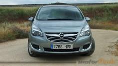 Prueba Opel Meriva - primeras impresiones