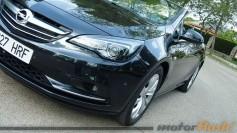 Prueba Opel Cabrio, primeras impresiones