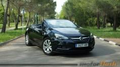 Prueba Opel Cabrio, comportamiento y conclusiones
