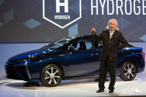 Toyota abre el camino y guía al sector hacia un futuro con Hidrógeno