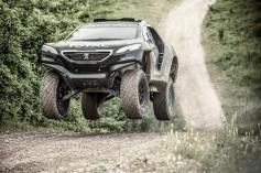 La atrevida apuesta técnica del Peugeot 2008 BKR