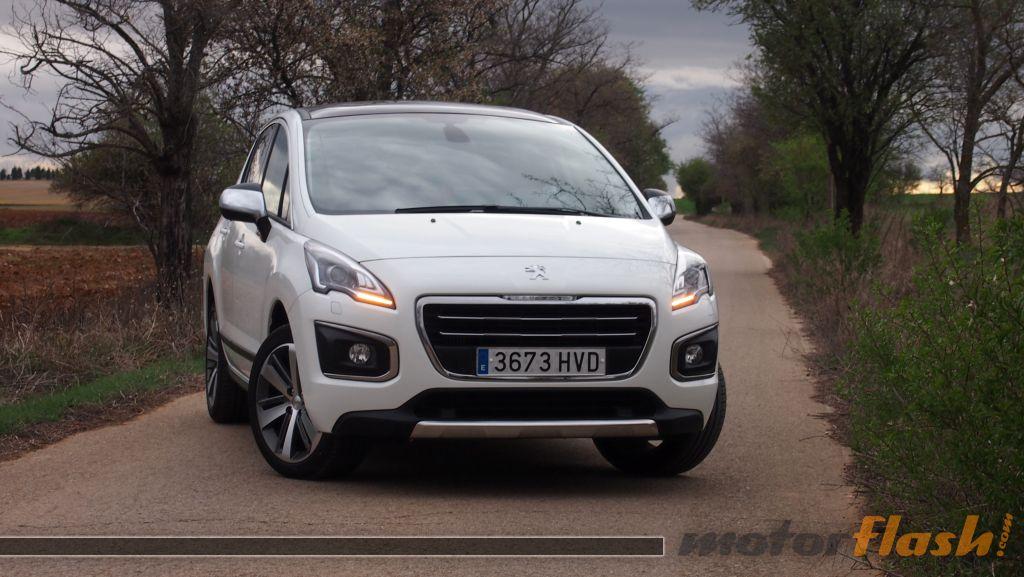 Peugeot 3008 1.6 HDI Allure